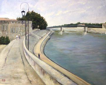 Waterfront at Arles